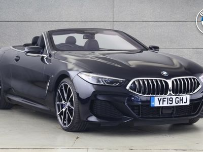 used BMW 840 d xDrive Convertible