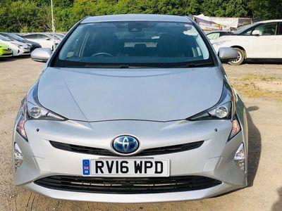 used Toyota Prius 1.8 VVTi T4 5dr CVT Auto