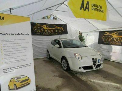 used Alfa Romeo MiTo 16V JUNIOR AC