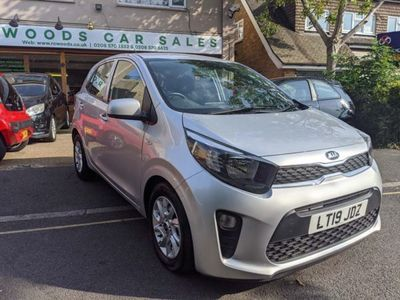 used Kia Picanto 1.25 2 5dr, 2019, Hatchback, 3750 miles.