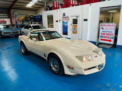 used Chevrolet Corvette C3 5.7 V8 2-Door