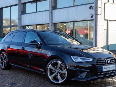 used Audi A4 35 Tdi Black Edition 5Dr S Tronic