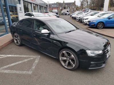 used Audi S5 Sportback 3.0 TFSI Black Edition S Tronic quattro (s/s) 5dr