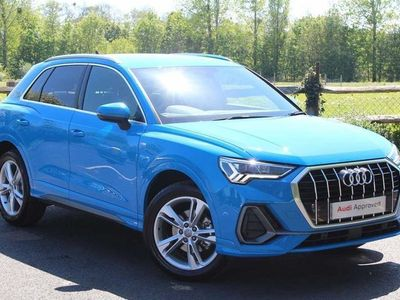 used Audi Q3 S Line 35 Tfsi 150 Ps 6-Speed estate