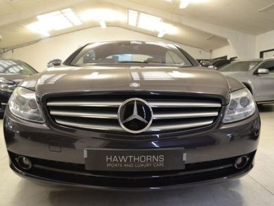 used Mercedes CL500 C Class2dr Auto