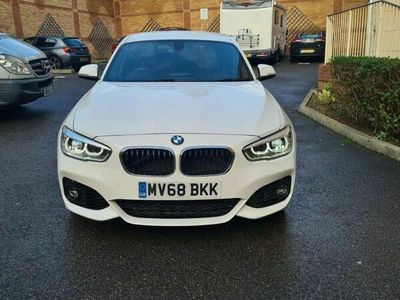used BMW 118 1 Series 1.5 i GPF M Sport Shadow Edition Sports Hatch Auto (s/s) 5dr