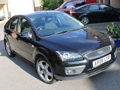 used Ford Focus 1.8 Zetec Climate 5dr