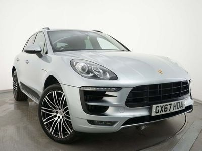 used Porsche Macan S S-A 3.0 5dr