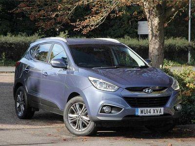 used Hyundai ix35 1.7 CRDi SE Nav 5dr