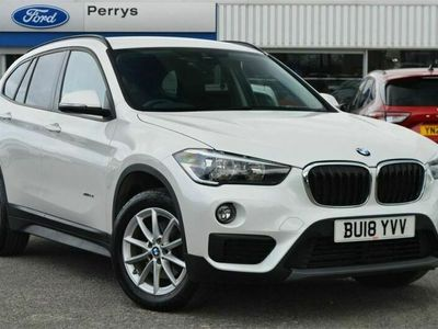 used BMW X1 sDrive 18i SE 5dr Step Auto Estate Estate 2018