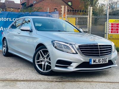 used Mercedes S350L S Class 3.0d AMG Line (Executive) (s/s) 4dr