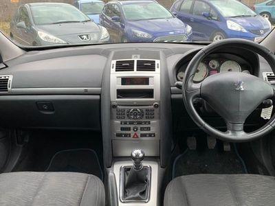 used Peugeot 407 SW 2.0 S HDI 5d 135BHP ESTATE