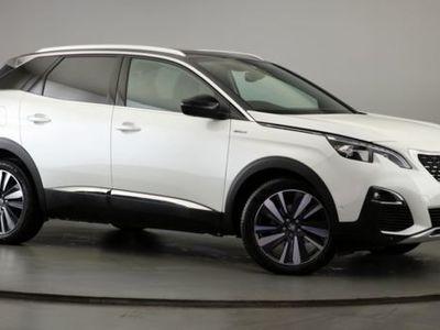 used Peugeot 3008 SUV 2.0 BlueHDi GT Line Premium EAT (s/s) 5dr Auto diesel estate