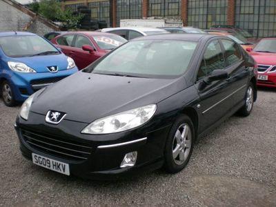 used Peugeot 407 2.0 HDi SE 4dr