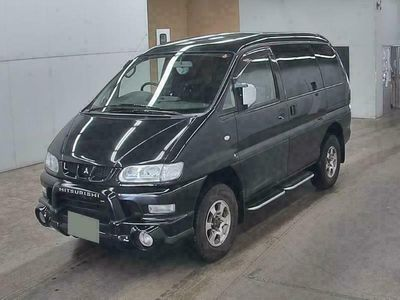 used Mitsubishi Space Gear  DelciaCHAMONIX 20TH ANNIVERSARY FRESH IMPORT ON ROUTE TO UK * OVER 300 IMPORTS IN STOCK