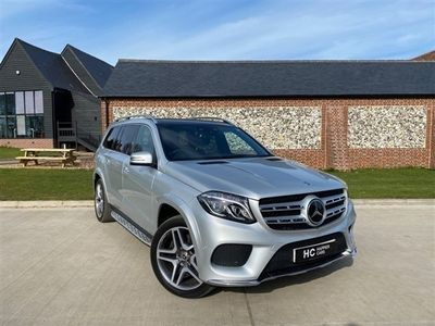 used Mercedes GLS350 3.0D 4MATIC AMG LINE 5d 255 BHP RECENTLY SERVICED