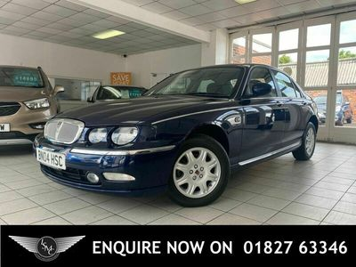 used Rover 75 2.0 CDT Club 4dr