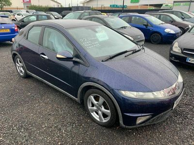 used Honda Civic 2.2 i-CTDi ES 5dr