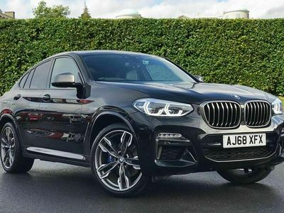 used BMW X4 M40D 3.0 5dr