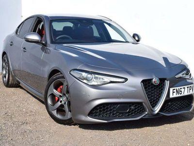 used Alfa Romeo Giulia 2.2 TD Speciale Auto (s/s) 4dr