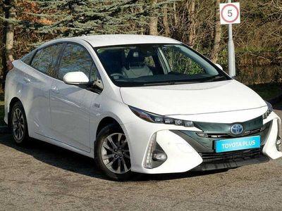 used Toyota Prius 1.8 Vvti Plug-In Excel 5Dr Cvt