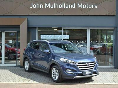 used Hyundai Tucson 1.7 CRDi Blue Drive SE 5dr 2WD