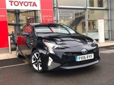 used Toyota Prius 1.8 Vvti Business Edition Plus 5Dr Cvt