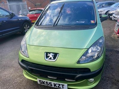 used Peugeot 1007 1.4 Dolce 3dr