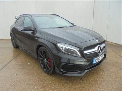 used Mercedes GLA45 AMG GLA Class[381] 4Matic 5dr Auto [Premium]