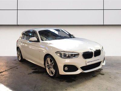 used BMW 120 d M Sport 5-Door