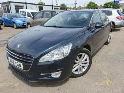 used Peugeot 508 2.0 HDi Active 4dr