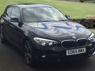 used BMW 116 d Sport 3-Door