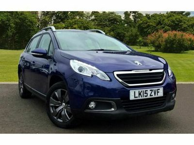 used Peugeot 2008 1.6 e-HDi Active 5dr Diesel Estate