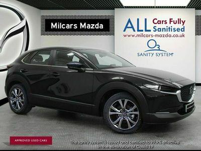 used Mazda CX-30 2.0 Skyactiv-X MHEV GT Sport 5dr
