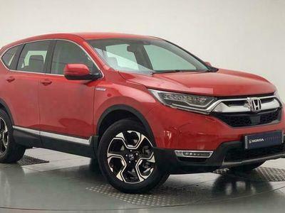used Honda CR-V 2.0 Hybrid 4WD SE eCVT - 1 Owner