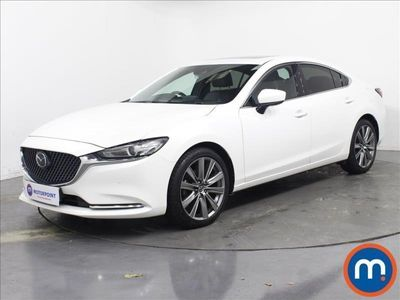 used Mazda 6 2.5 GT Sport Nav-Plus 4dr Auto