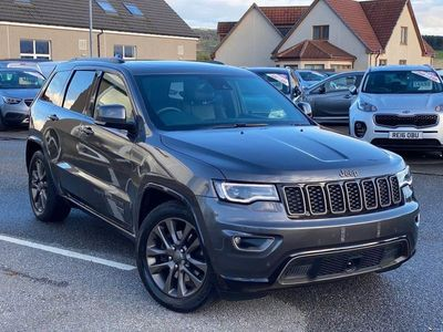 used Jeep Grand Cherokee 3.0 CRD 75th Anniversary 5dr Auto [Start Stop]