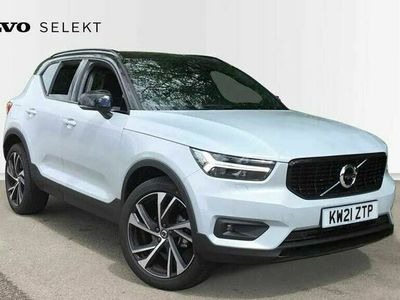used Volvo XC40 T3 FWD R-Design Automatic (Park Assist Pack) 1.5 5dr