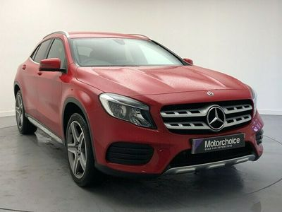 used Mercedes GLA220 Gla Class 2.1AMG Line 7G-DCT 4MATIC (s/s) 5dr