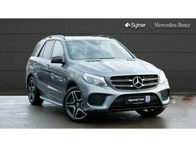 used Mercedes GLE500 E 4MATIC AMG NIGHT EDITION
