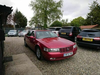 used Cadillac Seville STS 4.6