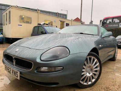 used Maserati Coupé 4.2 Cambiocorsa 2dr