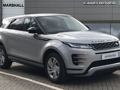 used Land Rover Range Rover evoque 2019 Bedford 2.0 D150 R-Dynamic S 5dr 2WD