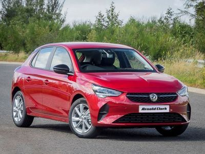 used Vauxhall Corsa 1.2 Turbo SE 5dr