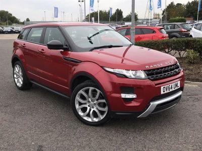 used Land Rover Range Rover evoque diesel hatchback