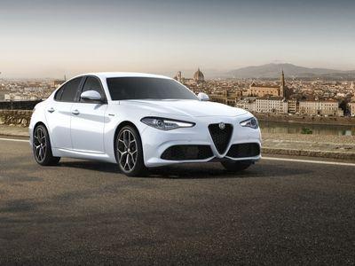 used Alfa Romeo Giulia 2.0 Turbo Petrol 280hp Veloce