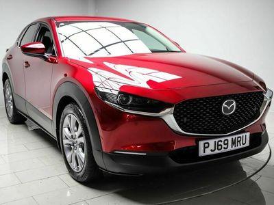 used Mazda CX-30 2.0 Skyactiv-G MHEV Sport Lux 5dr