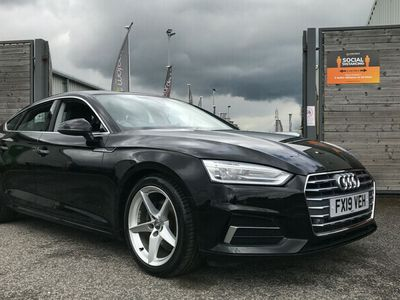 used Audi A5 35 TFSI Sport 5dr S Tronic 2.0