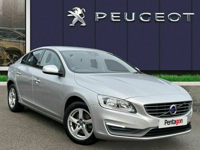used Volvo S60 D2 115PS Business Edition 4dr
