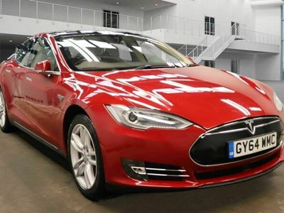 used Tesla Model S E 85 CVT 5dr